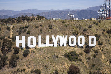 Hollywood: Private Helikopter-Tour