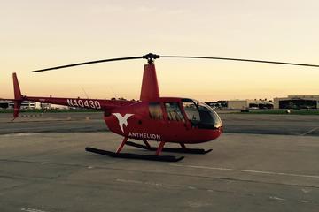 Private Hubschrauber-Tour: Sehenswürdigkeiten von Downtown Los Angeles