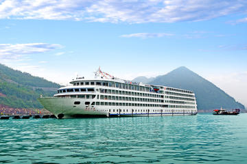 Day President No Yangtze River Luxury Cruise Tour From - 5 day cruises