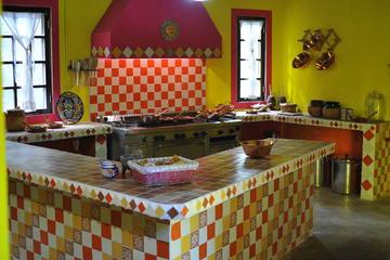 Festín y experiencia de cocina mexicana de 7 platos con transporte