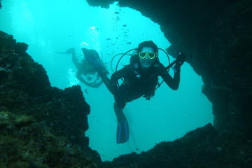 PADI Deep Diving Specialty Session in