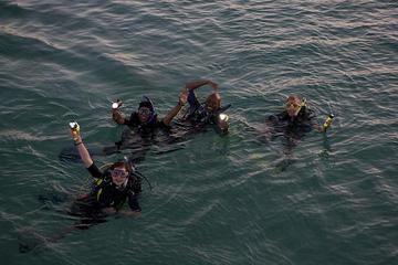 PADI Night Dive Specialty in Tenerife
