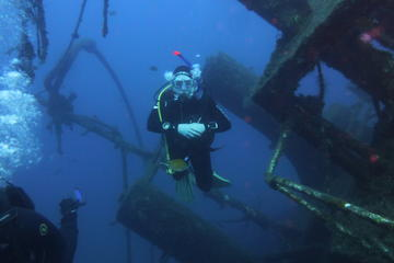 PADI Wreck Diving Specialty in...
