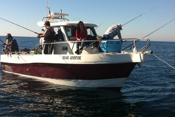 Pesca en alta mar en la costa de...