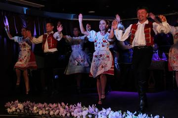 Budapest Dinner Cruise with Folk Show