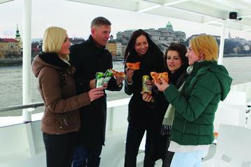 Crucero con cena de pizza por el río Danubio