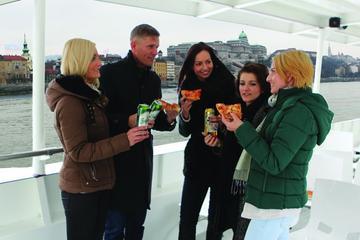 Dîner-croisière avec pizza sur le Danube
