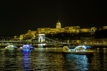 Wiking New Year's Eve Budapest Dinner Cruise