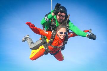 Tandem Skydiving in the Algarve
