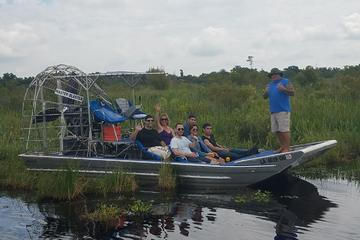 4 Hour Private Airboat Experience from New Orleans