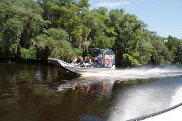 Airboat Swamp Tour from New Orleans
