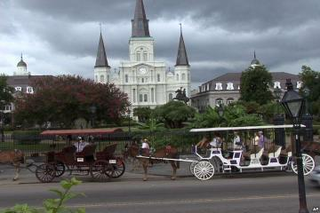 New Orleans City Tour: Katrina...
