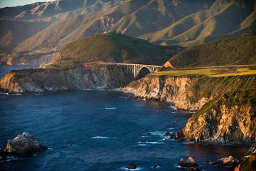 Monterey Bay Helicopter Tour from Watsonville