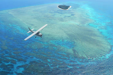 Great Barrier Reef Scenic Flight...
