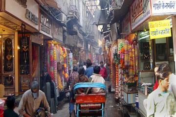 Geführter Spaziergang durch Agra
