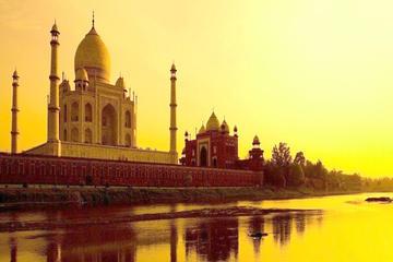Overnight Taj Mahal Tour from Pune