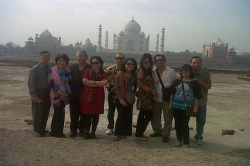 Private Taj Mahal Tour and meet Astrologer