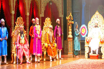 Romantic Mohabbat the Taj Show with a lavish dinner
