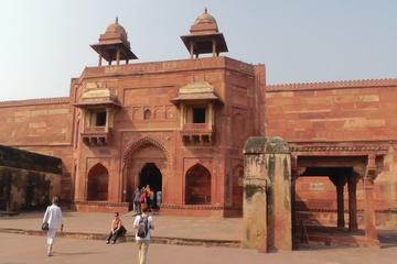 Same day Fatehpur Sikri and Taj Mahal tour from Jaipur