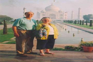 Taj Mahal Day Trip for Senior Citizens from Delhi