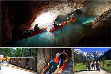 Kayaking Day Activity in Underground...