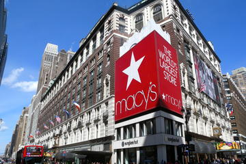 Macy's Star Shopper en Macy's Herald Square de Nueva York