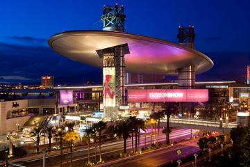 Magasins et navette à Las Vegas