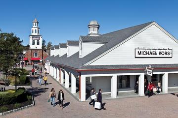 Winkelen in Woodbury Common New York inclusief vervoer