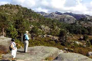 Recorrido por las cascadas y montañas de Parque Nacional Peneda-Gerês