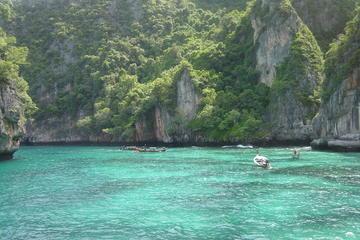 Dykkertur til Phi Phi fra Phuket