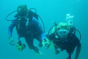 Experimente mergulhar no belo mar de Andaman
