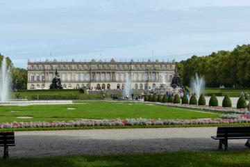 Small-Group Guided Day Tour to Herrenchiemsee Palace and Park from...