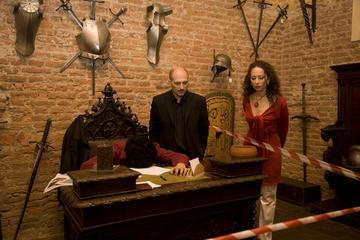 Cena con delitto presso il Castello Bevilacqua
