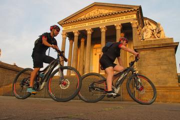 Tour in bici elettrica della Torino reale