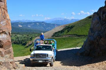 Day Trip La Plata Canyon 4x4 Tour near Durango, Colorado