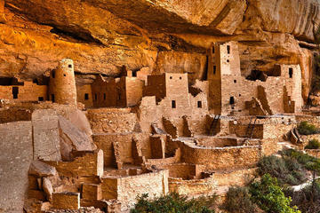 Day Trip Mesa Verde National Park Tour near Durango, Colorado