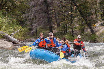 Book Half-Day Guided Rafting Adventure on Viator