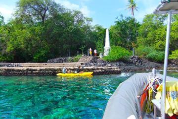 Snorkeling à Kealakekua Bay et...