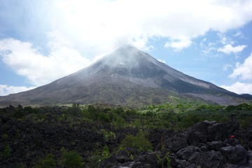 Arenal Volcano Hike Tour at the...