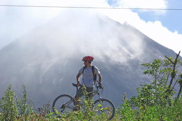 Biking Tour Around Arenal Volcano...