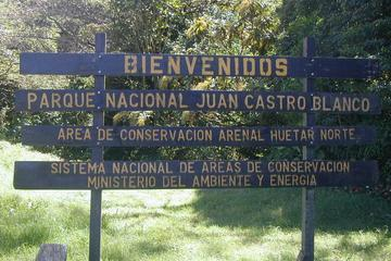 Bird Watching Tour at Juan Castro Blanco National Park