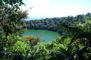Forêt tropicale Chato Hill et cascade La Fortuna