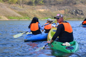 Full-Day Cycle and Kayak trip in Sri...