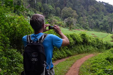 Full-Day Hike and Zipline in the Mae Sa Valley from Chiang Mai