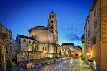 Split: Diocletian's Treasures - Private Excursion from Dubrovnik