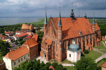 Full-Day Frombork City Private Tour from Gdansk