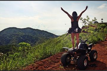 Jaco Canopy Zipline and ATV Combo Adventure
