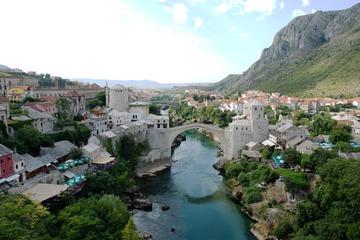 Excursion d'une journée à Mostar et...