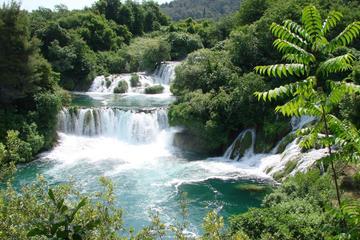 Gita per piccoli gruppi al Parco nazionale delle cascate di Krka da