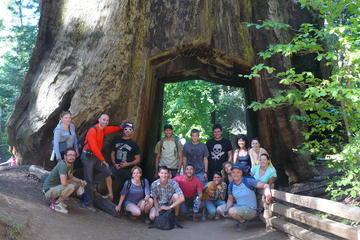 Yosemite 3-Day Camping Tour